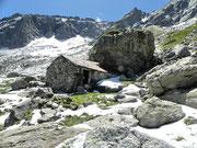 Alp di Agnon 1905 m - Val Cama (GR)