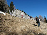 Alpe Sessaldora - Valle di Gnosca 1568 m