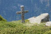 Croce di Sasso 2132 m