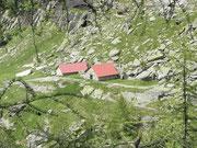 Alp d'Aion 1837 m - Cauco (GR)