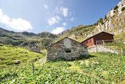 Alp d'Albion 1890 m (Val d'Albionasca) (GR)
