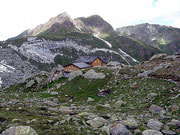 Capanna Leit - Passo Campolungo 2257 m