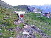 Capanna Cava 2066 m - Val Pontirone