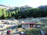 Alpe Garerescio - Claro 1783 m