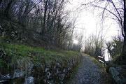 Sentiero per i Monti di Gottro
