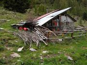 Gamba in Dent 1469 m (Val Gamba) (GR)