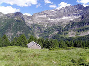 Alpe di Cava 1891 m - Val Pontirone
