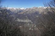 Verso la Val Cavargna