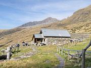 Capanna Borgna 1912 m - Val della Porta (Verzasca)