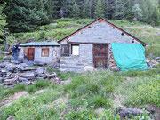 Alp de Comun 1534 m - Val Leggia (GR)