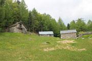 Piano di Sopra 1385 m (Valle Maggia)
