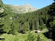 Sgnòi 1650 m - Valle Piumogna