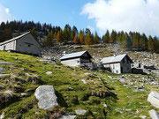 Capanna Arena - Valle di Vergeletto 1689 m