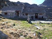 Capanna Efra - Val Verzasca 2039 m