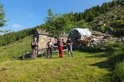 Alpe Pisciarotondo 1658 m (Valle Morobbia)