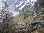 Alpe Scimarmota - Verzasca 1839 m