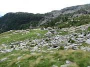 Piöv di Dent 1958 m (Val Calanca) (GR)