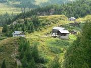 Capanna Bovarina - Valle di Campo (Blenio) 1870 m