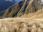 Alpe Cavalasca 1829 m - Val Cavalasca