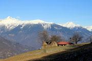 Monti da Sisc 888 m (Valle di Pianturino)