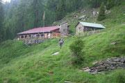 Rifugio Alp di Fora 1844 m Val Calanca (GR)