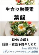 生命の栄養素 葉酸
