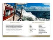 Imagebroschüre: Leistungen für private Anleger