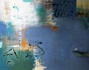 Acryl auf Leinwand     150 x 120 cm     2012
