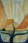 Acryl auf Leinwand     150 x 100 cm     2002
