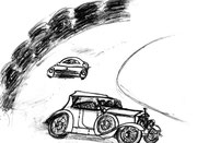 危険なドライブ(『華麗なるギャツビー』/フィッツジェラルド)