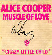 Muscle Of Love - Signed by Alice !