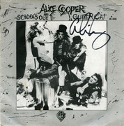 School's Out - Signed by Alice !