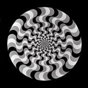 Wellenelement 2 multiple Rotation 2, 1966 − 1967