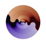 Wellenelement Rotation Dynamisch 1, 1966