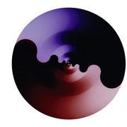 Wellenelement Rotation Dynamisch 3, 1966