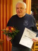 Ehrenmitglied Dieter Raquet