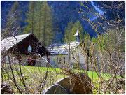 La chapelle Saint Pierre Ailefroide