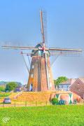 Windmühle in Waldfeucht-Haaren - HDR