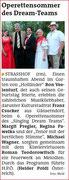 Strasshofer Operettensommer 2013 Bezirksblätter