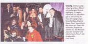 Grusicals-Musicals im HDB Strasshof NÖN 2012