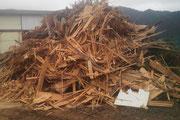建設廃材、解体廃材