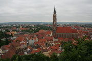 Landshut von oben