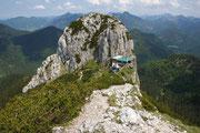 Die Tegernseer Hütte