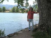 In Bad Wiessee unterwegs