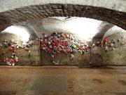 Installation à Mons, 2013