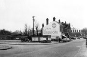 Public shelter at Dudley Park Road, 1950s (Birmingham Libraries)
