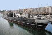 Russische Onderzeeer - U-480-Foxtrot Type 641 //Copyright Jules Toussaint
