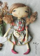 Анна любит цветы и мятный чай)