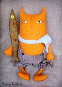 Этот товарищ совсем не прост) Не скрывает своей любви к комфорту и маленьким радостям жизни; обожает долгие трапезы и общение с друзьями. Из кулинарных предпочтений - рыба и морепродукты.
