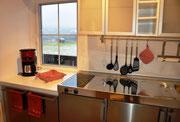 Umfangreiche Küchenausstattung
